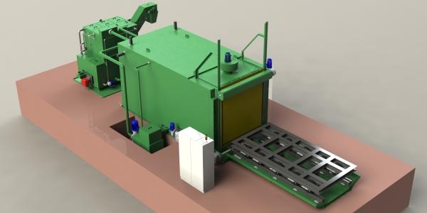 Cabine di Lavaggio Serie Spraymaster