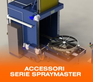 Accessori Serie Spraymaster