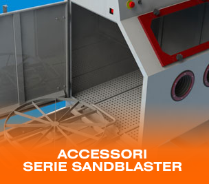 Accessori Serie Sandblaster