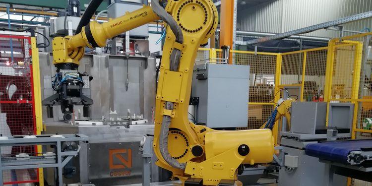 Automazione robotizzata
